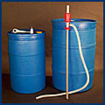 Thirty Gallon Water Barrel Package